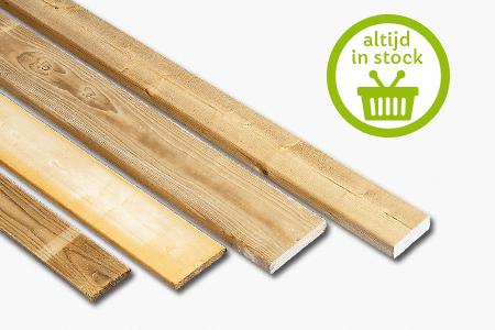 constructiehout planken