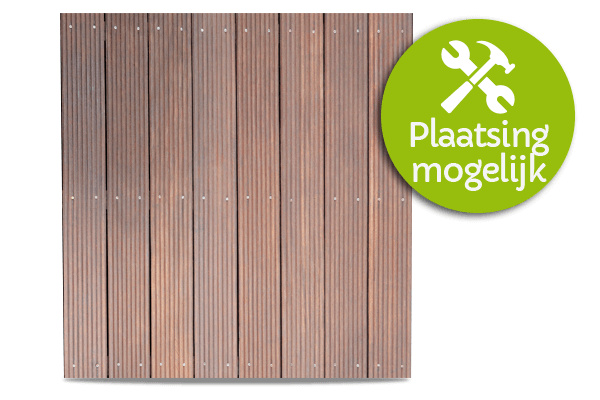 houten terrasplanken leggen