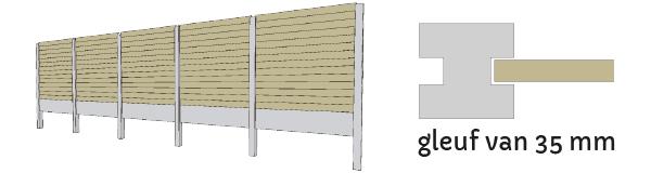 betonpaal-blokhut