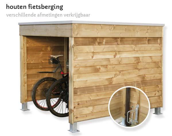 fietsberging