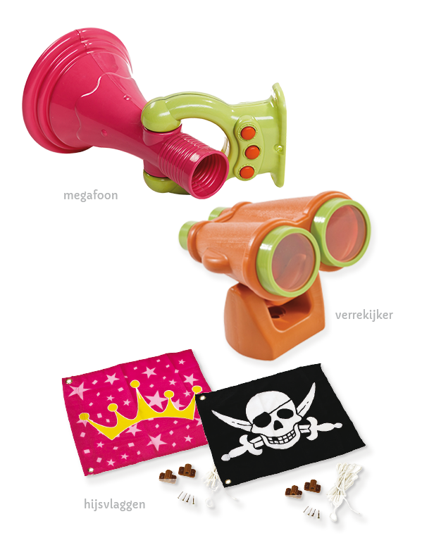 accessoires speeltoren