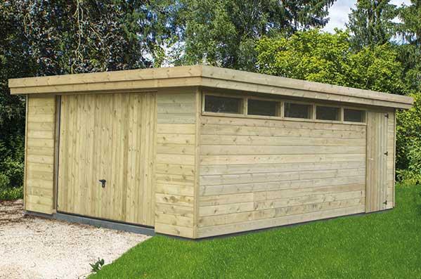 garage-hout