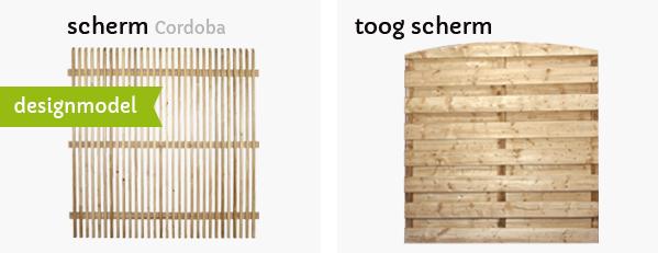 tuinscherm